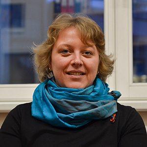 Ph.D. Irena Kašparová
